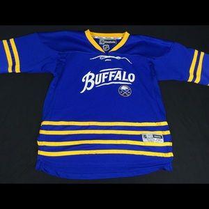 REEBOK,NHL..boys jerseys..size L